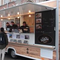 """Le Food-Truck """"Ch'Ti Talents"""" de Magdala est lancé à Lille"""