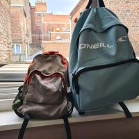 Ma vie dans un sac
